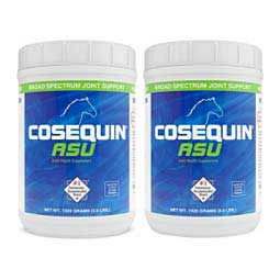 Cosequin® ASU for Horses 2-pack (2640 gm total) - Item # 17854