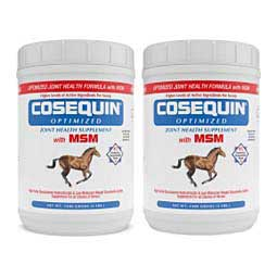 Cosequin® Optimized with MSM for Horses 2-pack (2800 gm total) - Item # 17901