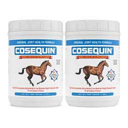 Cosequin Equine Concentrate Joint Supplement for Horses 2 ct multipack (2800 gm total) - Item # 17903