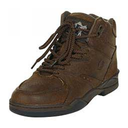 Mens Athletic Old Style Horseshoe Boots
