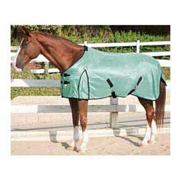 Poly-Max Horse Fly Sheet Turquoise - Item # 19523