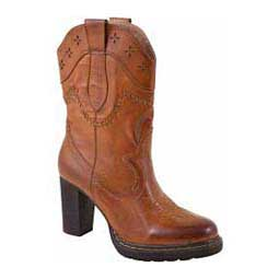 Tan Womens Rockstar Boot