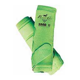 Lime Green SMB II Sports Medicine Horse Boots