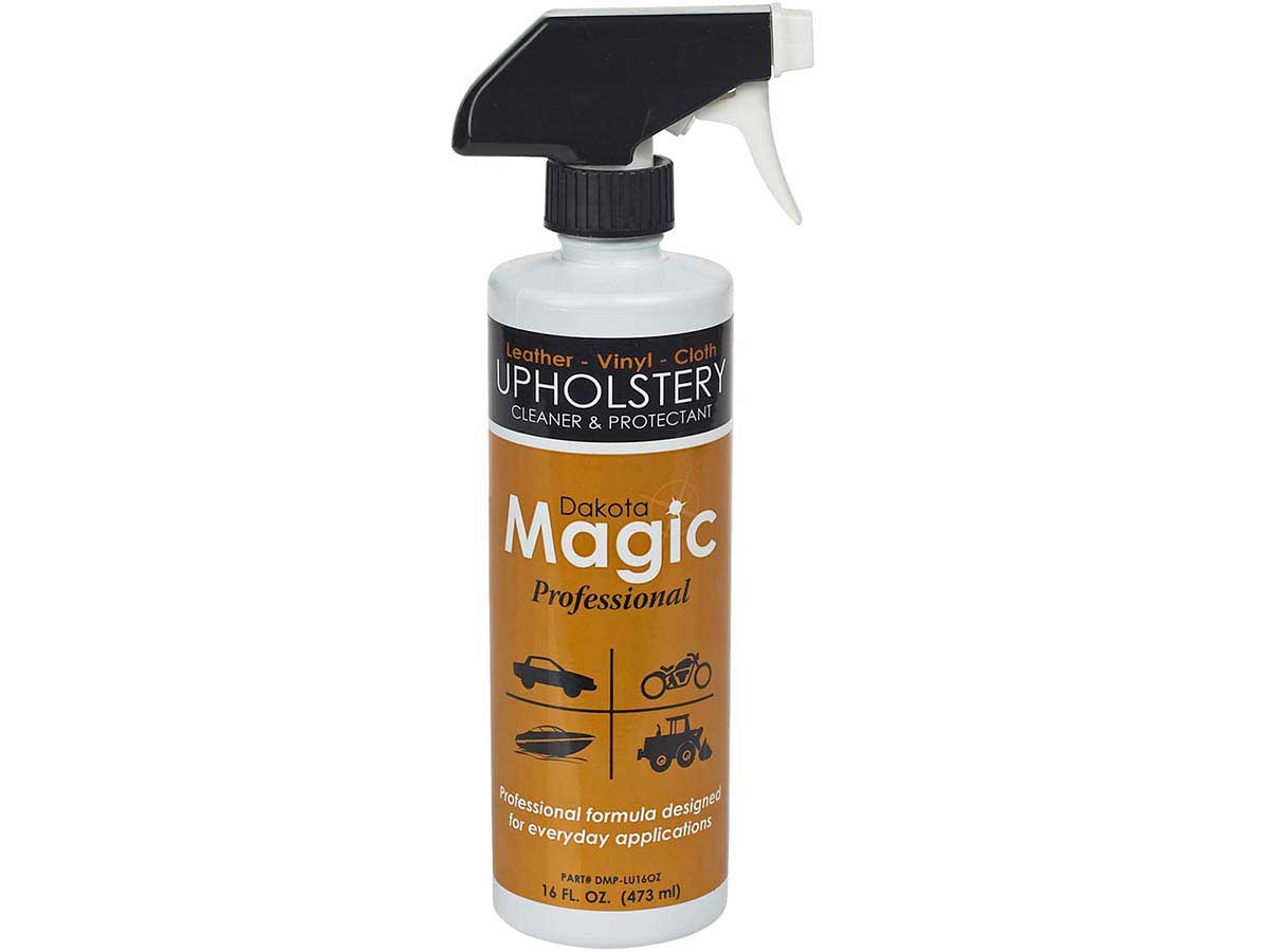dakota magic leather and upholstery cleaner. Black Bedroom Furniture Sets. Home Design Ideas