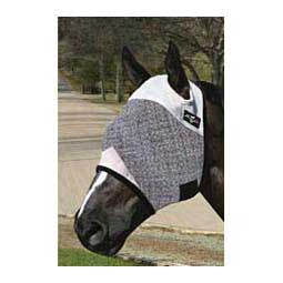 Fly Mask Without Ears Black/Gray - Item # 21333