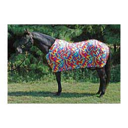Stretch Lycra Horse Sheet Fiesta - Item # 21595
