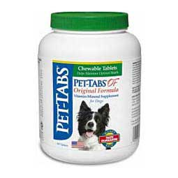 Pet Tabs OF Original Formula 365 ct - Item # 22023
