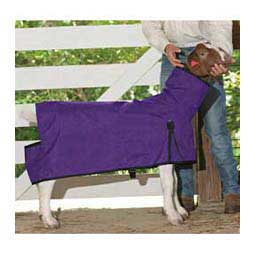 Cordura Goat Blanket Purple S (20-40 lbs) - Item # 22139
