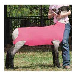 Spandex Sheep Tube Hot Pink - Item # 22178
