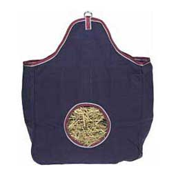 Navy Canvas Hay Bag