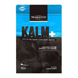Majesty's Kalm+ Wafers for Horses 30 ct (15 - 30 days) - Item # 22549
