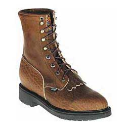 Mens Lace-up Work Boots  - Item # 22552
