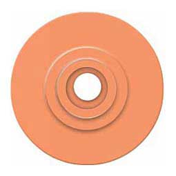 Global Small Female Buttons Orange 25 ct - Item # 22623