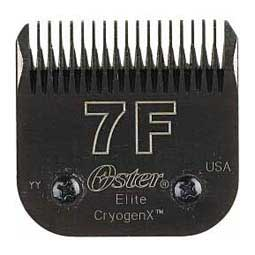 Full Tooth (1/8 - 7F) Oster Elite Cryogen-X Blades