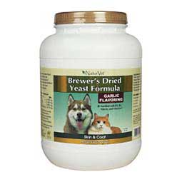 Brewer's Dried Yeast Powder with Garlic for Dog and Cats 4 lb - Item # 23192