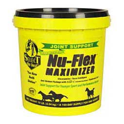 10 lb (53-160 days) Nu-Flex Maximizer With Ester-C