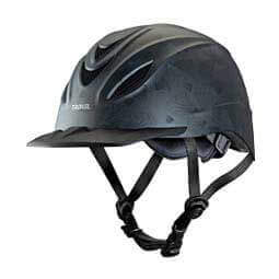 Intrepid Low Profile Performance Horse Riding Helmet Gray Petal - Item # 23764