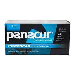 Panacur PowerPac Paste Horse Dewormer 5 x 57 gm tube - Item # 24299