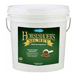 Horseshoer's Secret Pelleted Hoof Supplement 11 lb (29 - 58 days) - Item # 24430