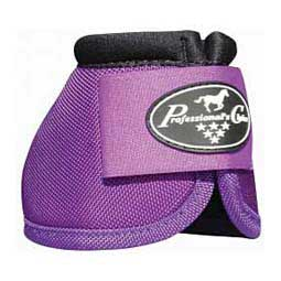 Purple Ballistic Overreach Bell Boots