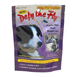 Defy the Fly Dog Fly Collar S (13 - 16'') - Item # 24673
