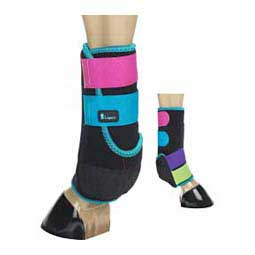 Burst Classic Legacy System Support Horse Boots - Hind