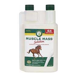 Muscle Mass for Horses 32 oz (64 days) - Item # 25614