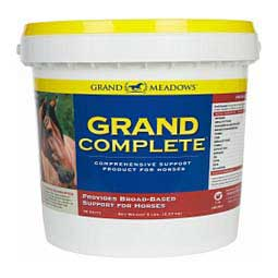 Grand Complete Comprehensive Support Product for Horses 5 lb (40 days) - Item # 25954