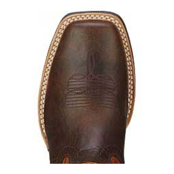 "Quickdraw 11"" Cowboy Boots Thunder Brown - Item # 26127"