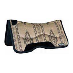 M2 Lite Contour Tacky Too Saddle Pad Golden Tan - Item # 26169