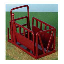 Cattle Squeeze Chute Kids Farm & Ranch Toys Red - Item # 26285