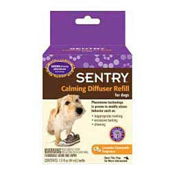 Refill for Sentry Calming Diffuser for Dogs  - Item # 26358