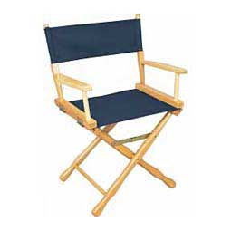 Navy Directors Chair - Classic Solid