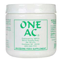 One AC Equine Feed Supplement 200 gm (30 days) - Item # 27196