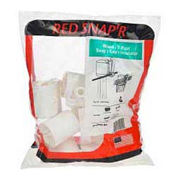 White Snap'r Cap'r Safety Insulator