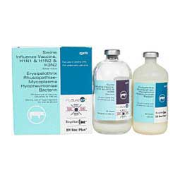 FluSure XP/RespiSure One/ER Bac Plus Swine Vaccine 50 ds - Item # 28215