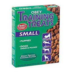 Small (20 oz) Obey Training Dog Treats
