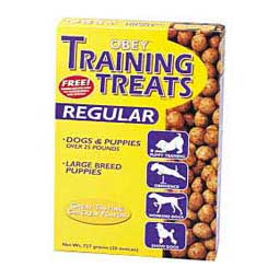 Obey Training Dog Treats Regular (26 oz) - Item # 28279
