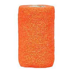 Orange 36 ct Vetrap 4'' Bandaging Tape