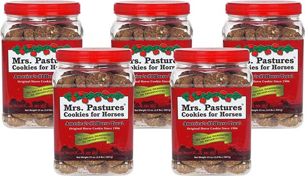 Mrs Pastures Horse Cookies 32 Ounce
