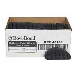 Bovi-Bond Rubber Hoof Block 50 ct - Item # 28583