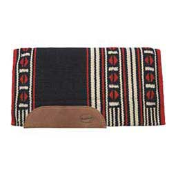 Maverick Saddle Pad Collection Rust/Black - Item # 28605