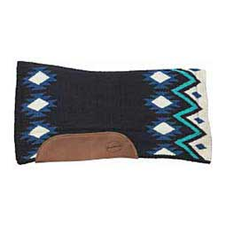 Black/Blue Brookside Contour Pad