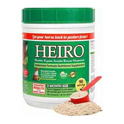 HEIRO Insulin Resistance Supplement for Horses 1.86 lb (90 days) - Item # 28659