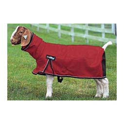 ProCool Mesh Goat Blanket Red - Item # 28715