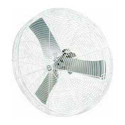 "36"" Barnstormer Fan - Single Speed White 3 - phase - Item # 28830"