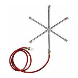 Stainless Steel Misting System 6-nozzle - Item # 28847