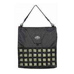 Black PC Slow Feeder Hay Bag