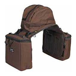 Large Detachable Saddlebags Brown - Item # 29225