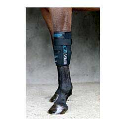 Ice-Vibe Knee Horse Wraps Black - Item # 29330